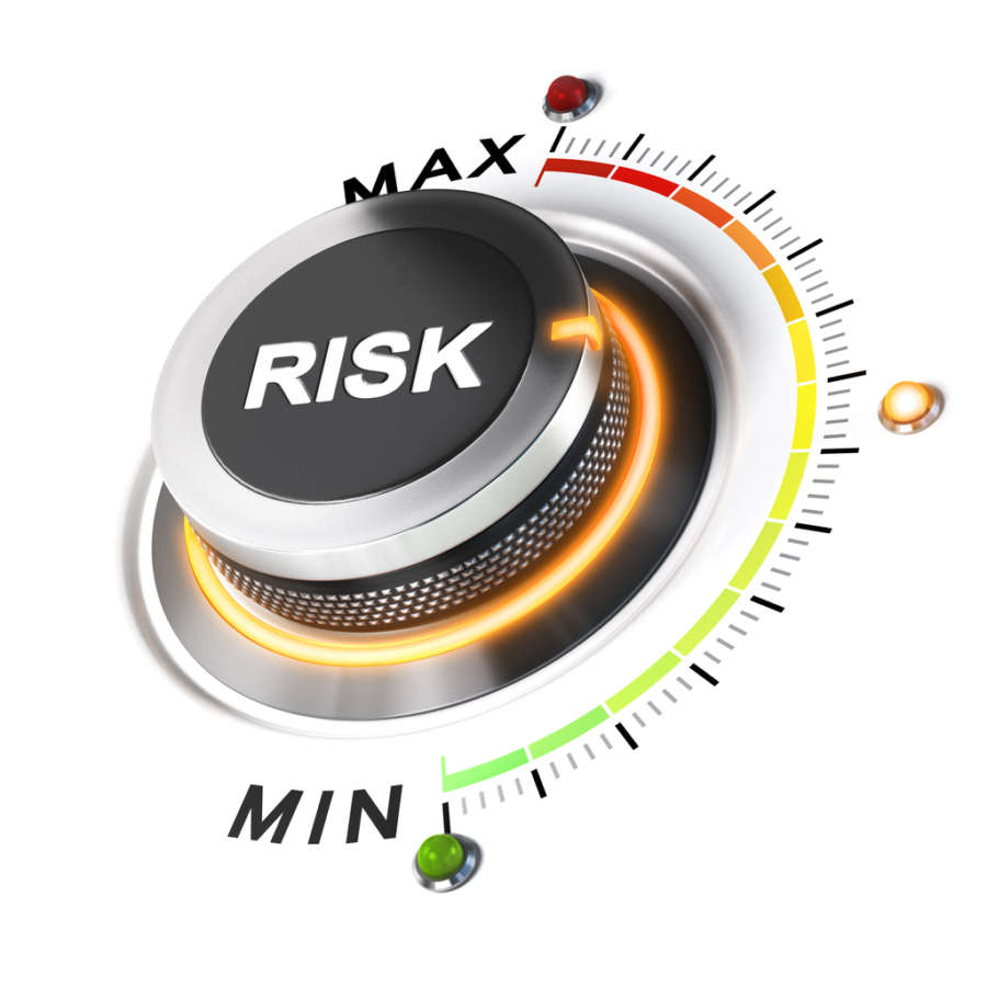 Trade credit nsurance risk meter